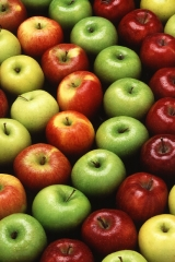 Найдена причина увеличения размера яблок