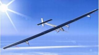 Solar Impuls: солнечный самолет