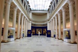 Москвичи в жару смогут бесплатно посетить Дарвиновский музей и Музей Пушкина