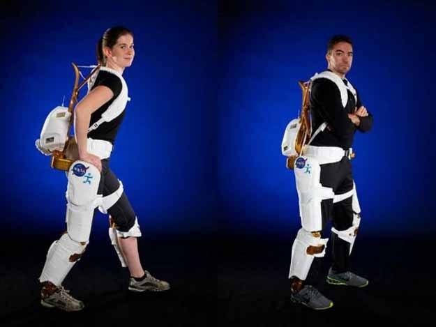 Роботизированные экзоскелеты стали применять на практике