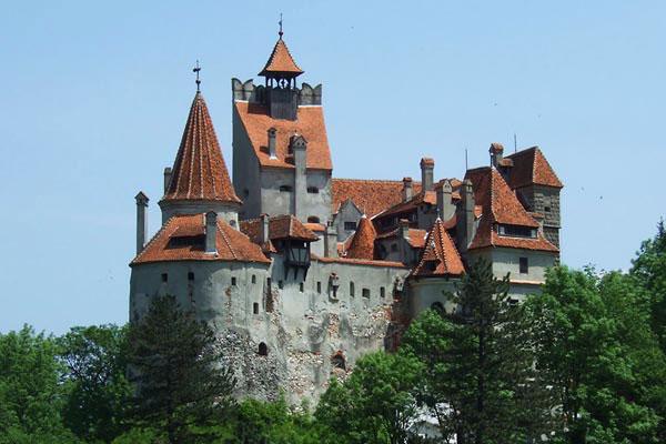 Замок Бран (замок Дракулы), Румыния
