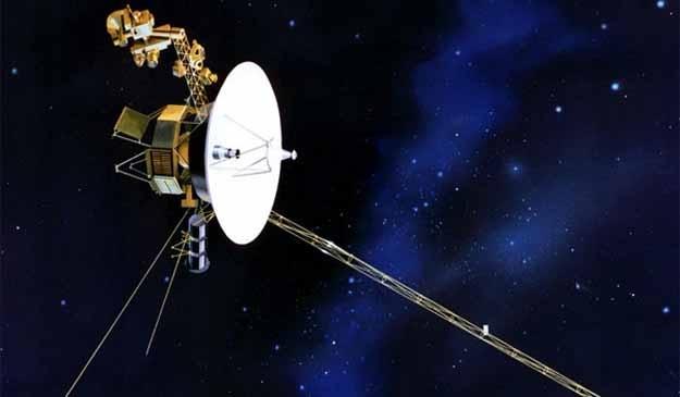«Вояджер 1» покинул пределы Солнечной системы