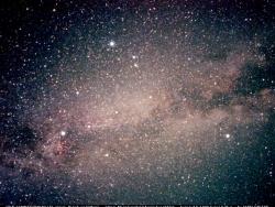 Млечный путь предстал перед человеком в чистом виде