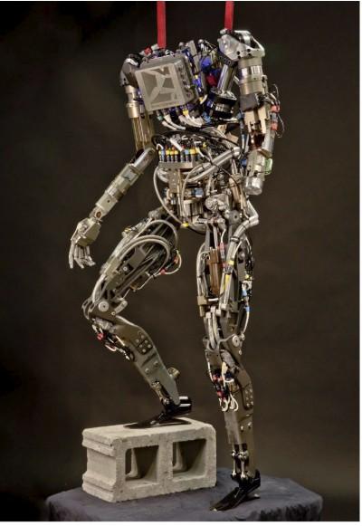 Создан Петман - первый робот, который может быть человеком