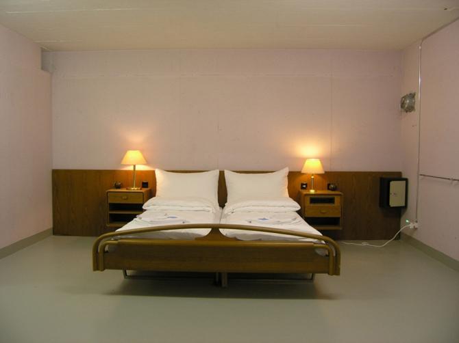 В Швейцарии открылся отель категории «0 звезд»