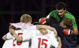 Чудо на Уэмбли: Хорватия подарила России путевку на Евро-2008