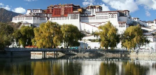 Дворец Потала, Китай