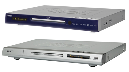 Vitek VT-4077 и VT-4081