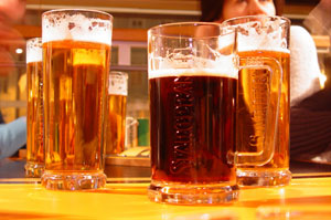 Пиво защитит от диабета